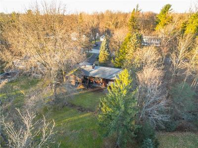 Webster Single Family Home A-Active: 1127 Wall Road