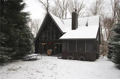 Clymer, Findley Lake Single Family Home U-Under Contract: 2530 Shadyside Road