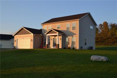 Walworth Single Family Home A-Active: 3887 Teresa Drive