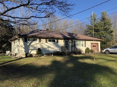 Orleans County Single Family Home A-Active: 436 East Oak Orchard Street
