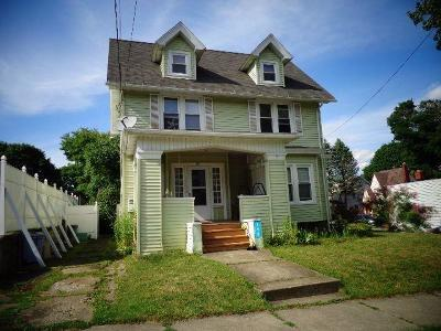 Single Family Home A-Active: 195 Newton Avenue