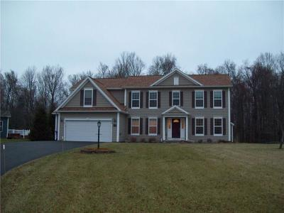 Webster Single Family Home A-Active: 224 Woodsview Drive