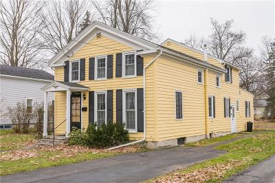 Lyons Single Family Home U-Under Contract: 43 Catherine Street