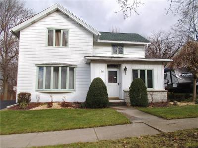Single Family Home A-Active: 14 Robinson Street