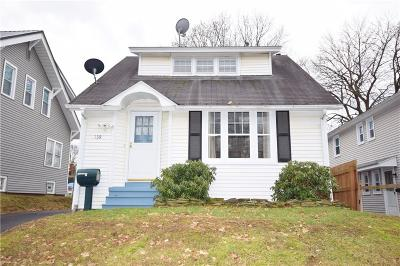 East Rochester Single Family Home U-Under Contract: 138 West Ivy Street