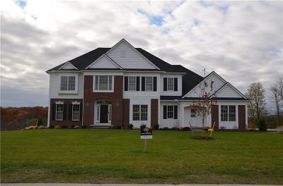 Pittsford Single Family Home A-Active: 39 Coventry Ridge