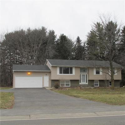Webster Single Family Home A-Active: 707 Hard Road