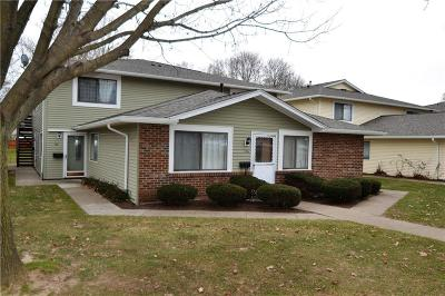 East Rochester Condo/Townhouse A-Active: 126 Milrace Drive