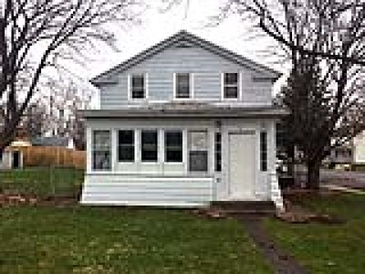 Seneca Falls Single Family Home A-Active: 7 White Street