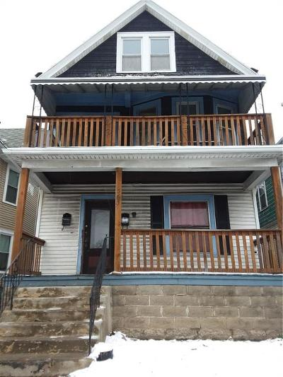 Buffalo Multi Family 2-4 U-Under Contract: 563 Humboldt Parkway