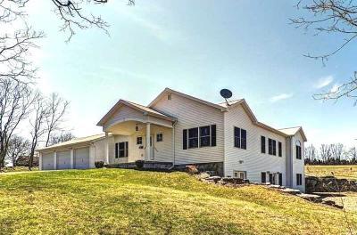 Single Family Home A-Active: 4692 Amerman Road