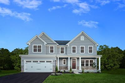 Single Family Home A-Active: 5990 Ivory Drive