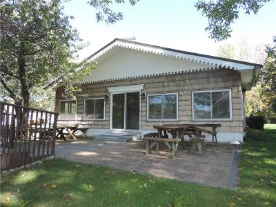 Orleans County, Monroe County, Niagara County, Erie County Single Family Home A-Active: 45 Roths Cove Road