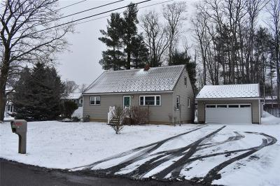 Jamestown NY Single Family Home A-Active: $89,900