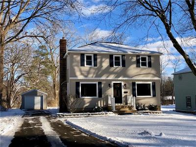 Rochester Single Family Home U-Under Contract: 50 Cobb Terrace