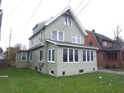 Genesee County Multi Family 2-4 A-Active: 326 West Main Street