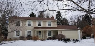 Webster Single Family Home C-Continue Show: 606 Concord Drive