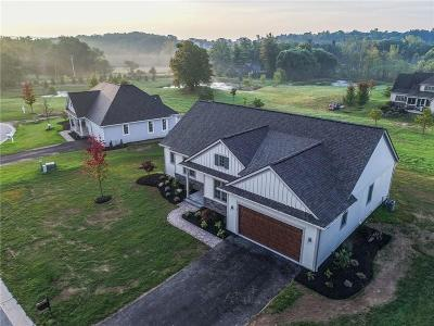 Pittsford Single Family Home For Sale: 5 Hawkstone Way