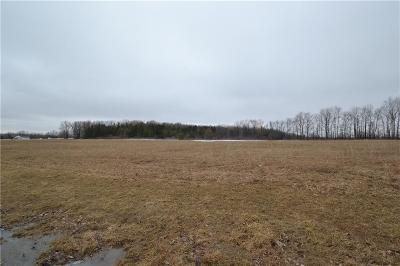 Canandaigua, Canandaigua-city, Canandaigua-town Residential Lots & Land A-Active: Lot 2 County Road 18 Road