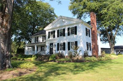 Honeoye Falls NY Single Family Home A-Active: $725,000
