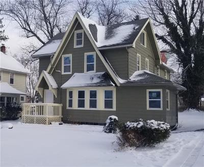 Rochester Single Family Home A-Active: 28 Walbert Drive
