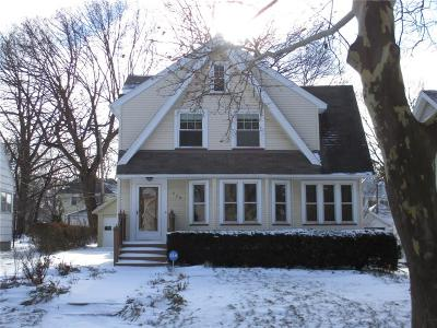 Rochester Single Family Home U-Under Contract: 629 Rocket Street