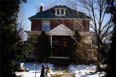 Westfield Single Family Home A-Active: 104 East Main Street