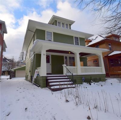 Rochester Single Family Home U-Under Contract: 111 Richland Street