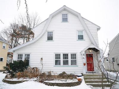Rochester Single Family Home U-Under Contract: 91 Kingsley Road