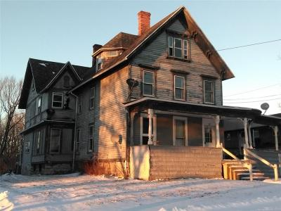 Genesee County Multi Family 5+ A-Active: 27 East Main Street