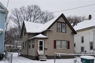 Rochester Single Family Home A-Active: 47 Frances Street