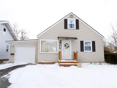 Rochester Single Family Home A-Active: 171 Dewberry Drive