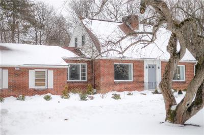 Webster Single Family Home A-Active: 590 Van Alstyne Road
