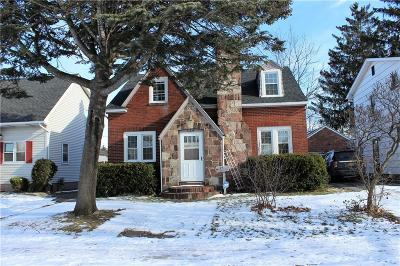 Rochester Single Family Home A-Active: 124 Iroquois Street