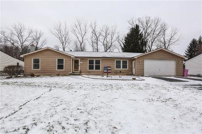 Monroe County Single Family Home U-Under Contract: 207 Moul Road