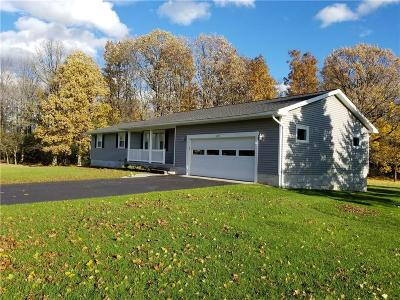 Single Family Home U-Under Contract: 1609 County Rd 19
