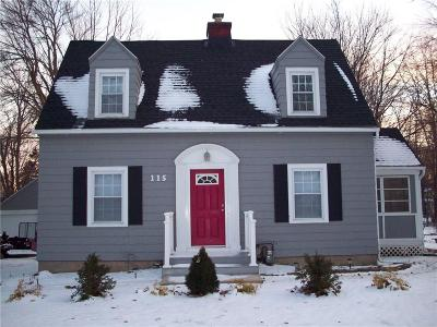 Single Family Home A-Active: 115 Holmes Road