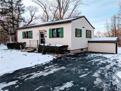 Monroe County Single Family Home A-Active: 727 East Avenue