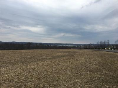 Canandaigua, Canandaigua-city, Canandaigua-town Residential Lots & Land A-Active: Lincoln Hill