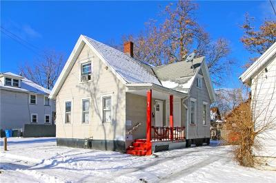 Rochester Single Family Home A-Active: 460 Avenue A
