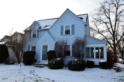 Rochester Single Family Home A-Active: 111 Cooper Road