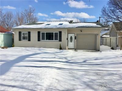 Rochester Single Family Home A-Active: 317 Almay Road
