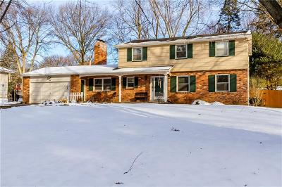 Pittsford Single Family Home A-Active: 44 Shire Oaks Drive