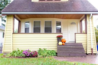 Rochester Single Family Home A-Active: 101 Woodrow Avenue