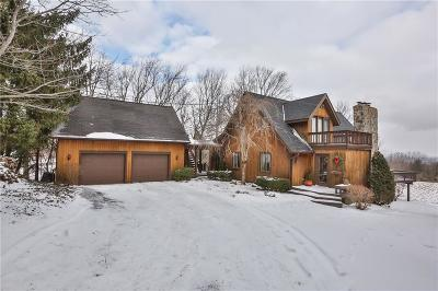 Naples Single Family Home U-Under Contract: 5665 State Route 21