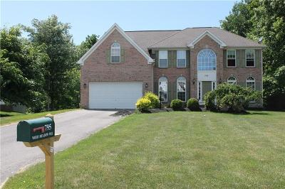 Webster Single Family Home A-Active: 795 Wood Meadow
