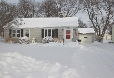 Irondequoit Single Family Home A-Active: 332 Orland Road