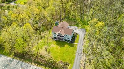 Single Family Home A-Active: 5264 West Lake Road
