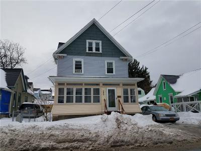 Rochester Single Family Home U-Under Contract: 205 Bay Street