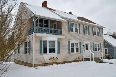 Jamestown NY Single Family Home A-Active: $159,900